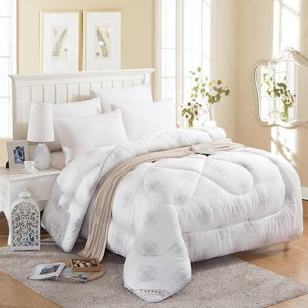 好梦来加厚保暖冬被子被芯冬天棉被学生宿舍单人被褥150*200CM 5斤