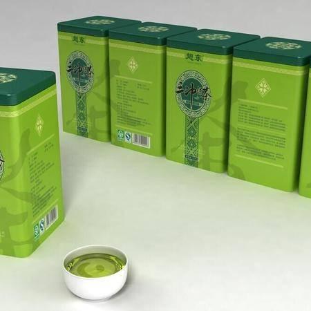 隆林三冲绿茶·雅韵 250g/罐 广西特产