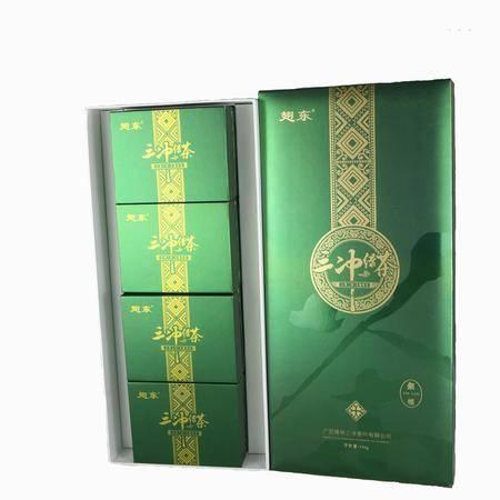 隆林三冲绿茶·银螺 一级礼盒装    广西特产