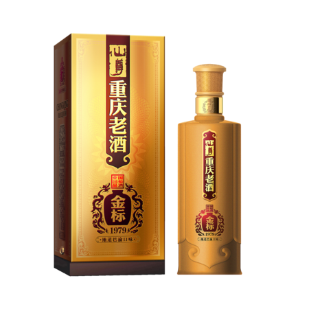 国裕*重庆老酒(金标)