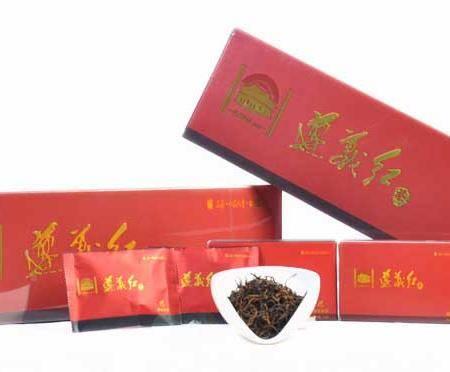 林圣茶叶遵义红茶叶120g装