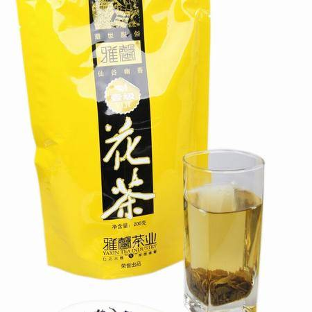 雅馨茶业 花茶一级200g 袋装