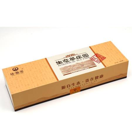 琦福苑 生态茶 特级遵义红 贵州红茶 高原功夫红茶礼盒装120g