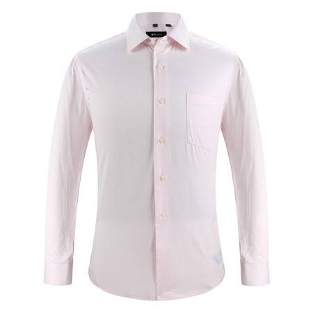 开开纯棉长袖衬衫SYA3-3325