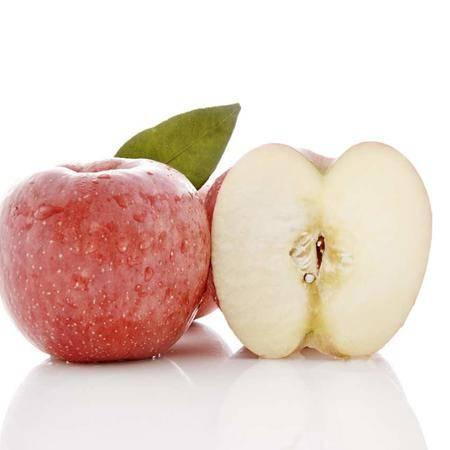 【陕西特产】黄灵苹果 24粒精品盒 约9斤