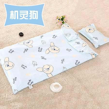 艾佳 全棉护肩信封式睡袋(中号 厚内胆)
