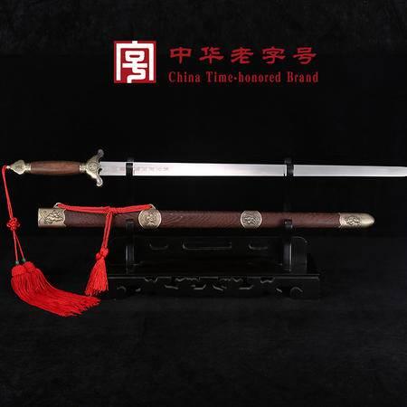 【特色龙泉馆】太极剑男女晨练武术比赛表演不锈钢剑厂家直销软剑 未开刃