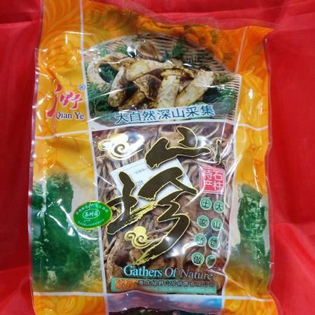 石柱特产 千野茶树菇280克