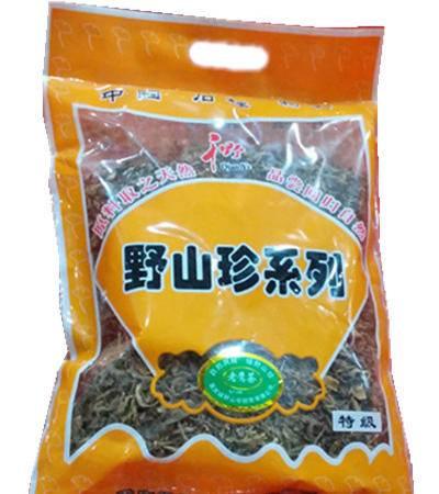石柱特产 千野老鹰茶(袋装)200g