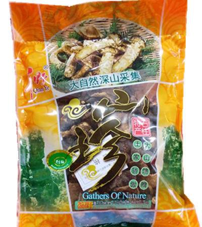 石柱土特产 千野野生香菇(袋装)280g
