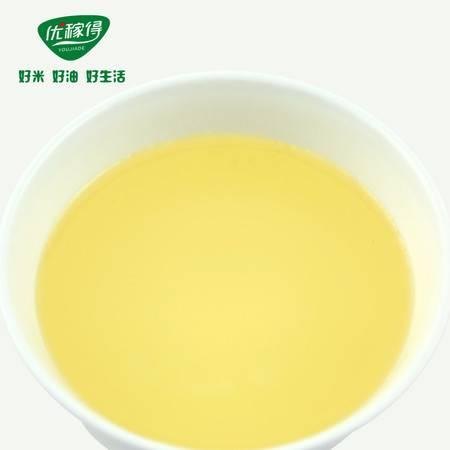 优稼得 非转基因玉米胚芽油  5L