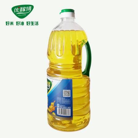 优稼得 大豆油一级 东北特产 1.8L