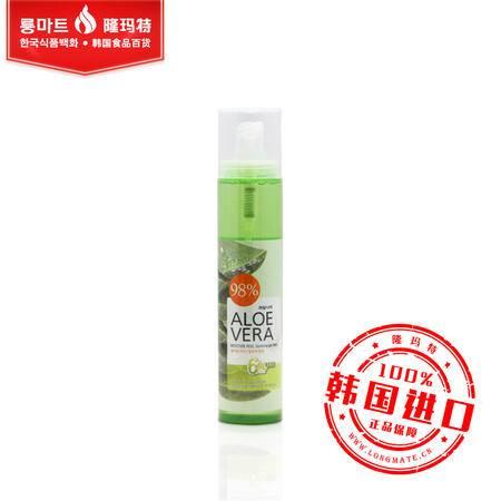 韩国 水果之乡芦荟喷雾98%无添加剂 舒缓镇定喷雾补水滋润修复