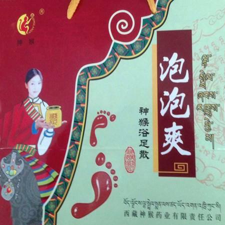 西藏物产  聂拉木神猴泡泡爽  两盒装