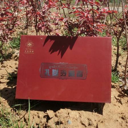 西藏特产 五彩珠峰 藏香 红礼盒藏香