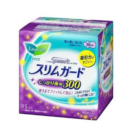 日本花王LAURIER超薄卫生巾4包组合装