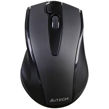 包邮 双飞燕G9-500F 舒适灵巧无线鼠标 笔记本台式机电脑适用人体工学