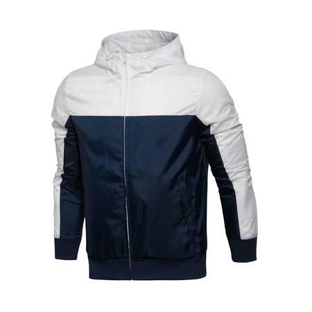 包邮  李宁2016新款男装运动生活系列修身型运动夹克外套AJDL003