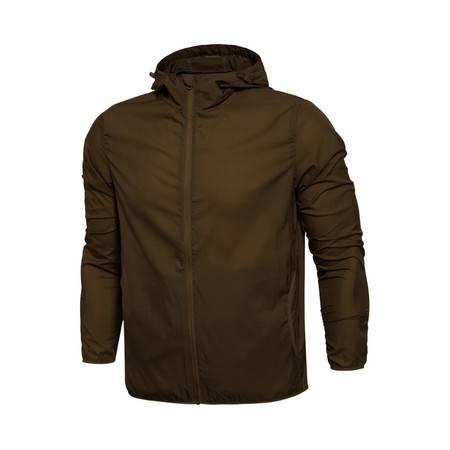 包邮 李宁2016新款男装运动生活系列修身型运动风衣外套GJDL009