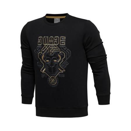 包邮 李宁2016新款男装篮球系列运动卫衣套头衫AWDL339