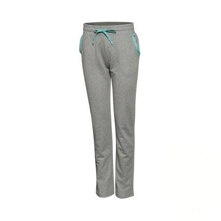 包邮  李宁2016新款女装运动生活系列纯棉平口运动卫裤GKLL026