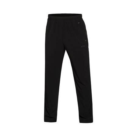 包邮  李宁2016新款男装训练系列平口运动长裤AYKL045