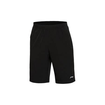 包邮 李宁2016新款男装篮球系列速干平口运动短裤AKSL045