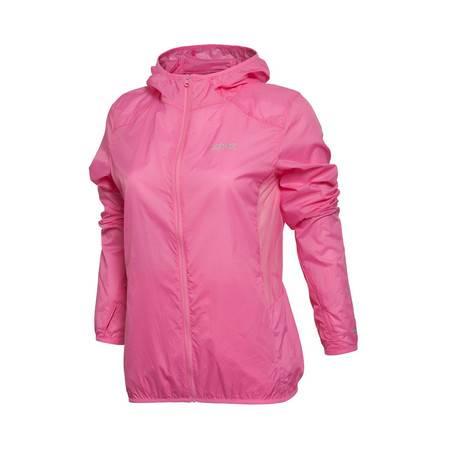 包邮 李宁2016新款女装户外系列轻质外套运动服AFDL056