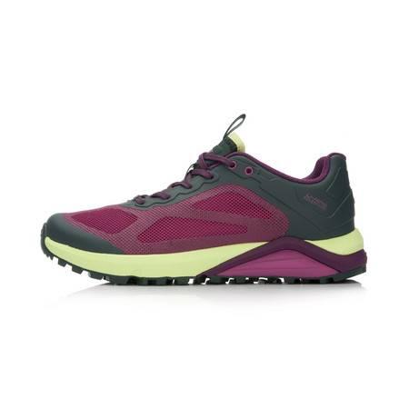 包邮 李宁 2016新款女鞋户外系列网面透气减震越野跑鞋运动鞋AEEL002