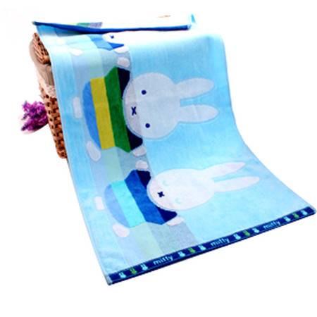金号米菲毛巾MF1046H 纯棉加大加厚情侣面巾 金号毛巾实用 柔软吸水 一条装