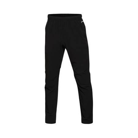 包邮 李宁2016新款夏季男装跑步系列速干平口运动长裤运动服AYKL035