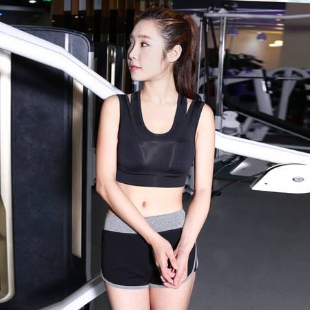 包邮 韵格 p28薄款运动跑步女专业透气速干健身宽松瑜伽服短裤