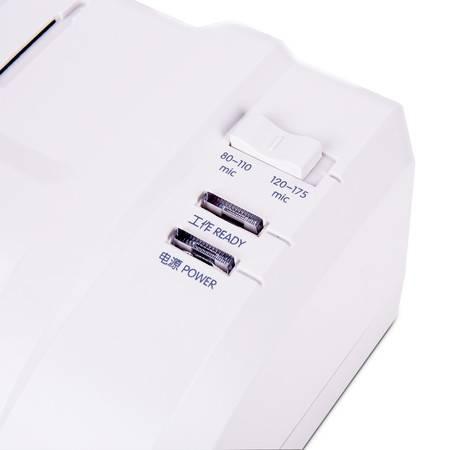 包邮 得力塑封机3893 办公家用a4过塑机 覆膜机过胶机