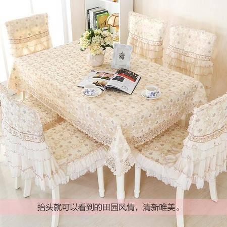 包邮左岸春天梅花绣80*80cm小方桌圆桌布布艺圆形台布正方形蕾丝餐桌布艺茶几桌布长方形清新(一