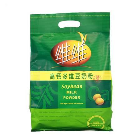 维维 高钙多维豆奶粉 500g 内含小包装