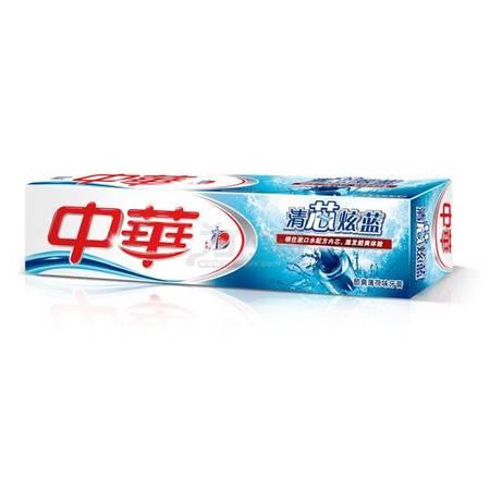 中华 清芯炫蓝牙膏 75g