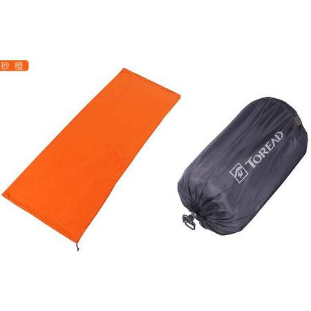 探路者/TOREAD 探路者2016春夏户外成人抓绒睡袋舒适透气KECE80323