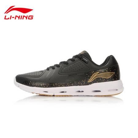 包邮 李宁/LI NING 2016男子透气健步鞋综合训练鞋Air-Fluid男运动鞋ACGL073