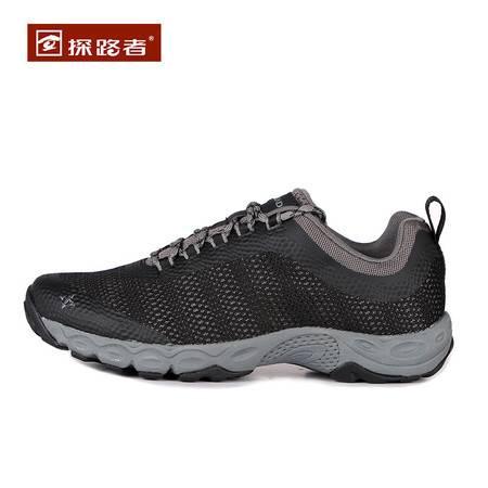 探路者/TOREAD 2016春夏男款防滑耐磨低帮轻量运动徒步鞋KFAE81343