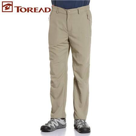 探路者/TOREAD 探路者速干裤男裤16新款男式徒步长裤KAME81369
