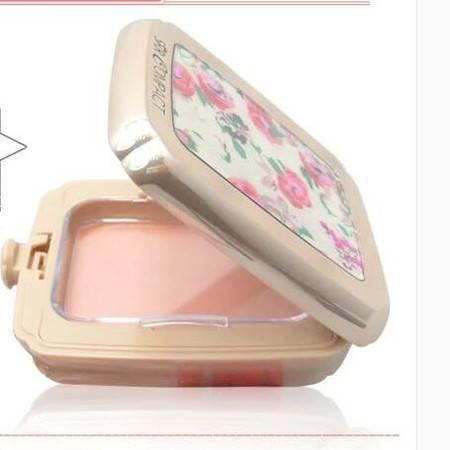 莎琪丽 蜗牛美白粉霜14g  粉饼保湿遮瑕定妆粉饼 美白提亮肤色