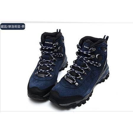 探路者/TOREAD 2016秋冬新款户外男款防滑耐磨登山鞋HFBE91022