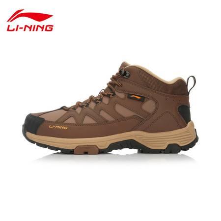 包邮 李宁/LI NING 炫途户外系列男鞋 户外徒步鞋运动鞋AHTK037