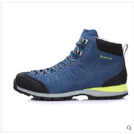 探路者/TOREAD 16秋冬季新款户外男式中帮登山徒步鞋KFAE91310