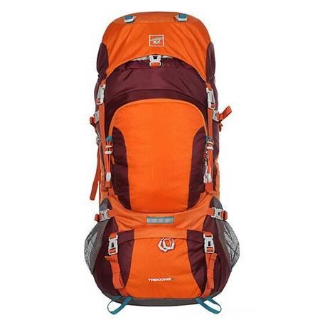 探路者/TOREAD 户外60升双肩登山徒步背包TEBD80665