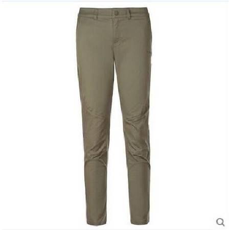 探路者/TOREAD 女弹力修身休闲旅行长裤TAMD82594