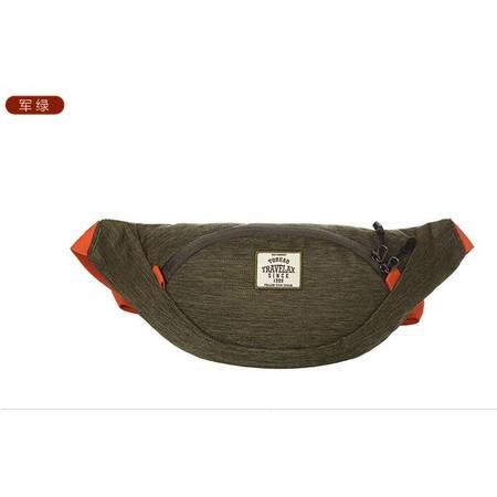 探路者/TOREAD 男女通用户外休闲腰包TEBD80678