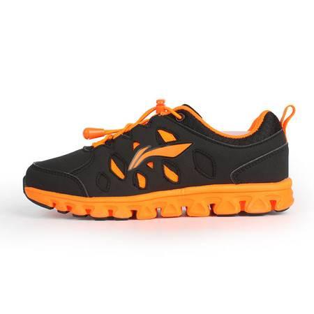 包邮  李宁童鞋2016秋季新款男童时尚舒适轻质跑鞋经典运动鞋AREL009