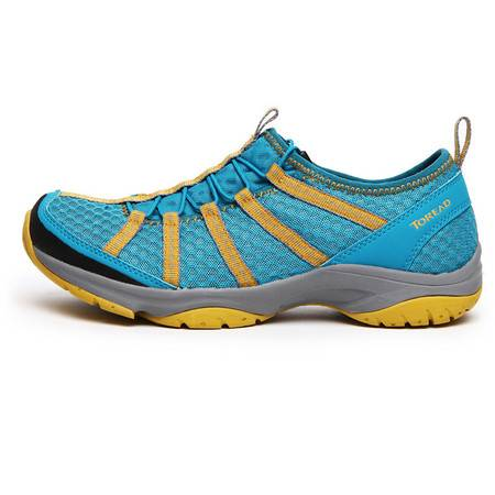 探路者/TOREAD 户外男士耐磨防滑登山徒步鞋TFAD81621