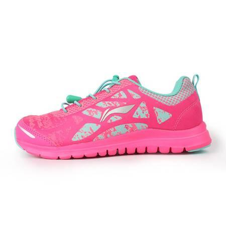 包邮  李宁童鞋秋季新款儿童舒适透气轻质休闲运动鞋跑步鞋ARBL136